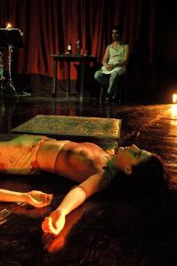 Ante-Desde. Marina Martin. 2006